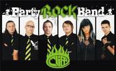 Die Veranstaltung mit Cliff Partyrockband betreuten wir am 14.08.2010