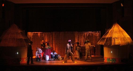 Das Grips-Theater betreuten wir am 23.10.2009 im Phönix