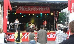 Obscenity Trial stand im Jahr 2008 auf unserer Open Air Bühne