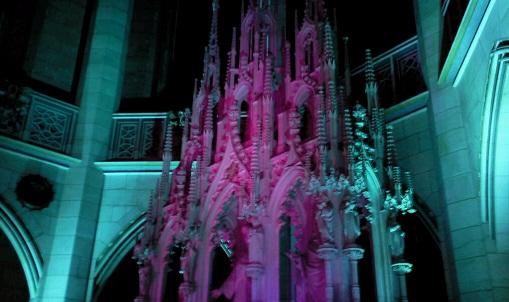 Salder Music betreuten wir am 28.10.2009 in der Schlosskirche Wittenberg